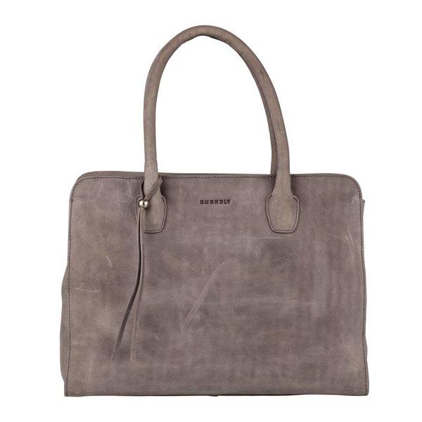 Stacey Star Handbag M - Licht Grijs