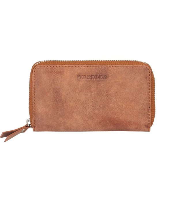 Burkely Stacey Star Wallet M - Cognac