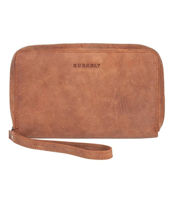 Burkely Stacey Star Wallet L - Cognac