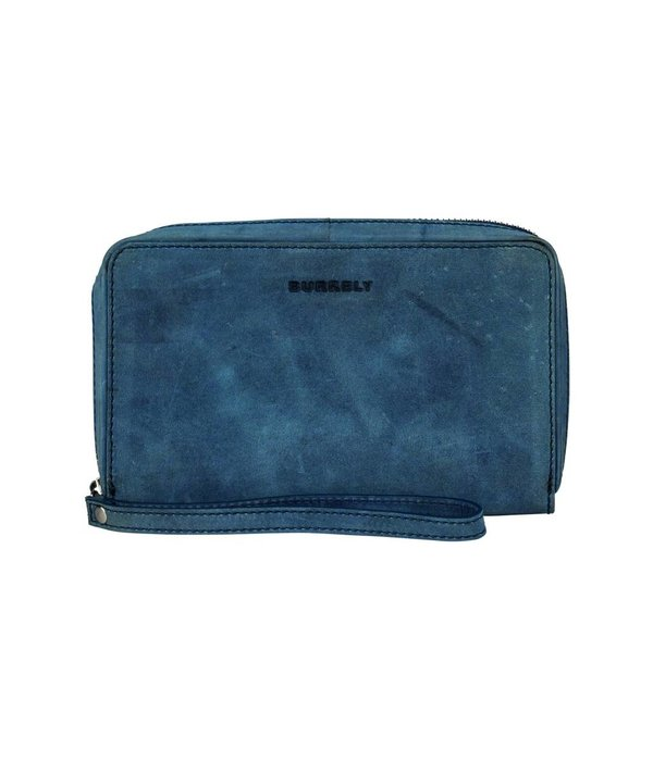 Burkely Stacey Star Wallet L - Atlantic Blue