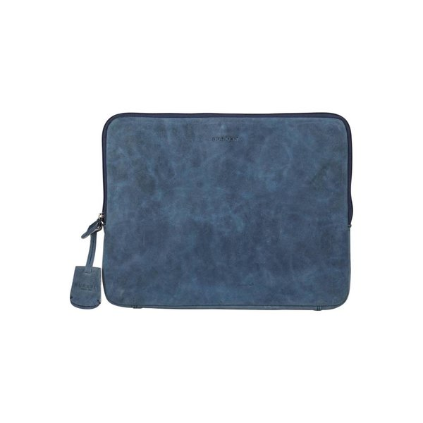 Stacey Star Laptop Sleeve - Atlantic Blue