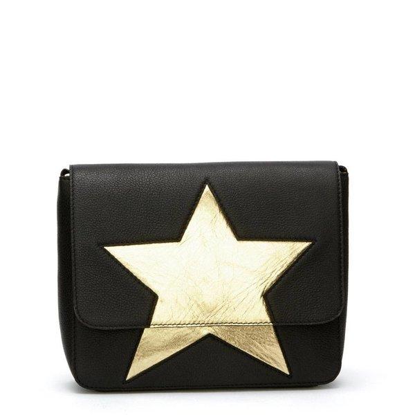 L'etoile bag Gold - Zwart