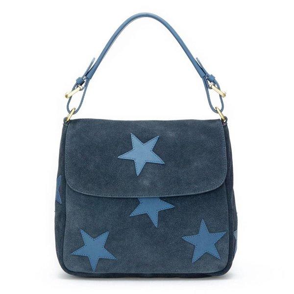 Pauline Star Bag - Donker blauw