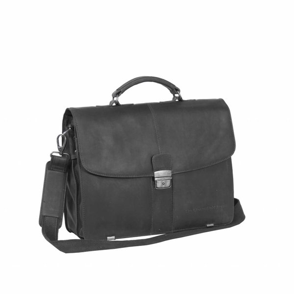 Shoulderbag George - Black