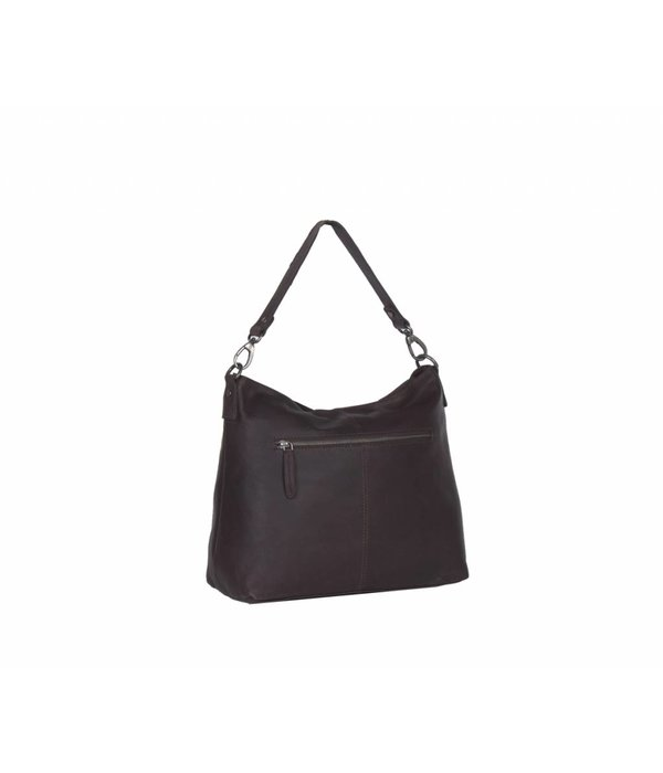 The Chesterfield Brand Shoulderbag Victoria - Bruin