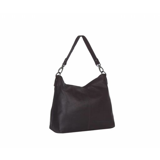 The Chesterfield Brand Shoulderbag Victoria - Bruin