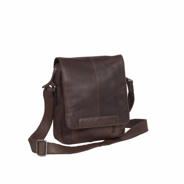 Shoulderbag Richard - Bruin