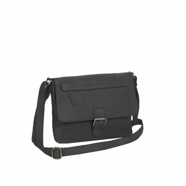 Shoulderbag Victoria - Zwart