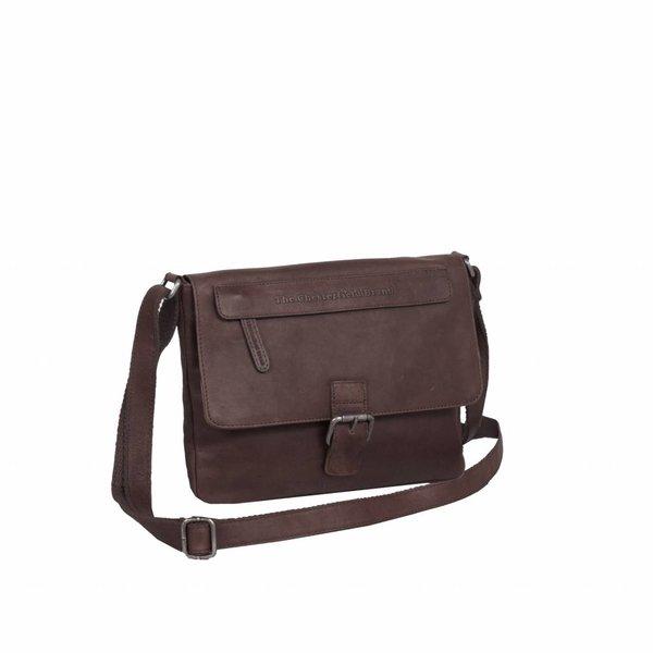 Shoulderbag Victoria - Bruin