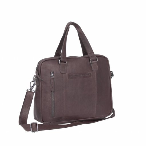 The Chesterfield Brand Shoulderbag Maria - Bruin