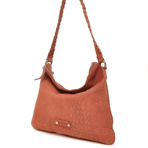 Sierra Flat Shoulderbag Bric (Bordeaux)
