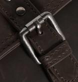 The Chesterfield Brand Overslag medium 'Julius' Bruin