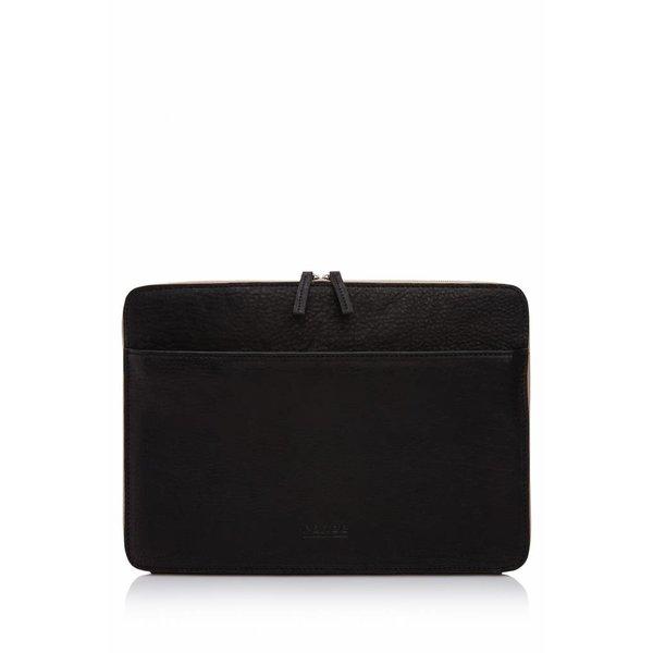 Zwarte Rein laptophoes 13,3''