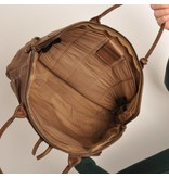 Berba Taupe A4 ''15-inch'' Businesstas voor dames.