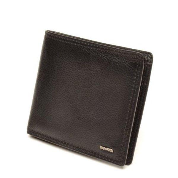 Handzame zwarte ''Billfold'' portemonnee