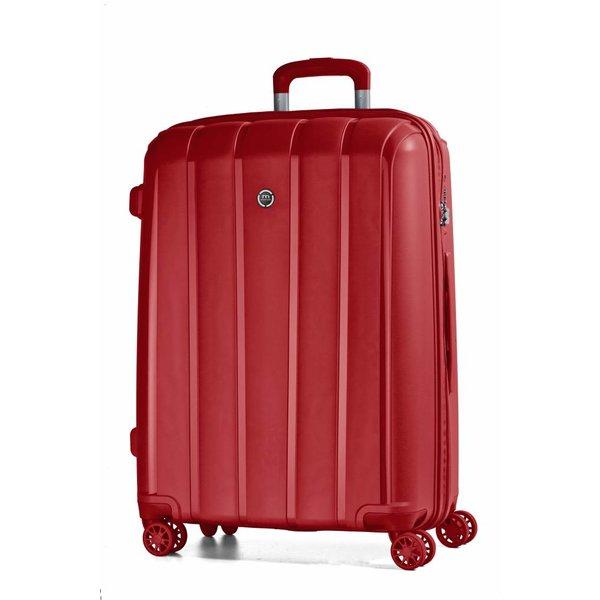 Aspen kofferset Rood