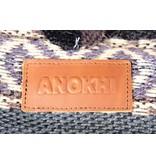 Anokhi vrolijke jute Pax schoudertas groot