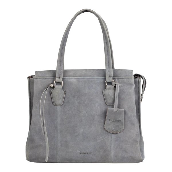 stacey star handbag big - Grijs