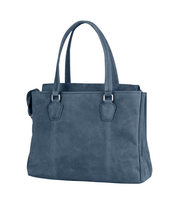 Burkely stacey star handbag big - Blauw
