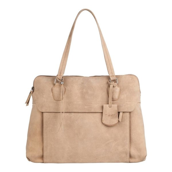 stacey star laptop bag - Naturel