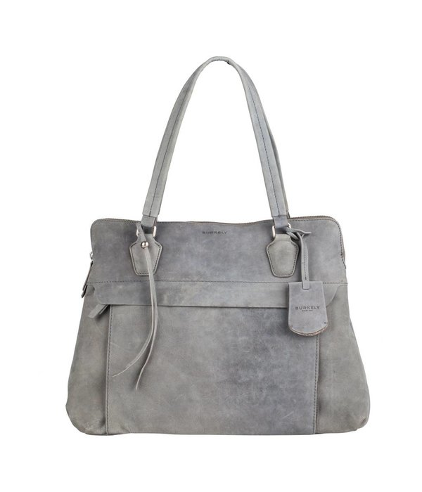 Burkely stacey star laptop bag - Grijs