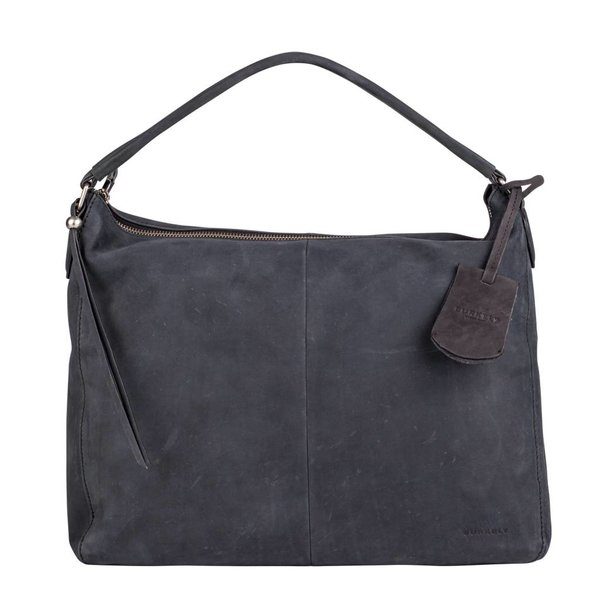 stacey star hobo - Zwart