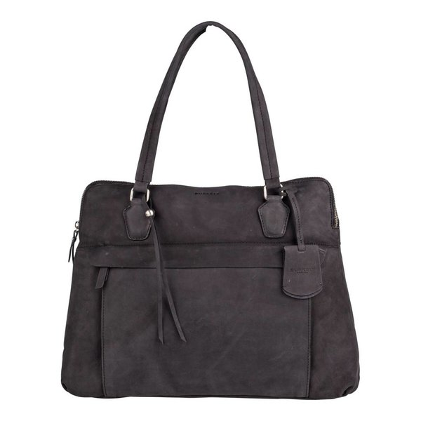stacey star laptop bag - Zwart