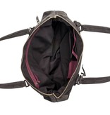 Burkely stacey star laptop bag - Zwart