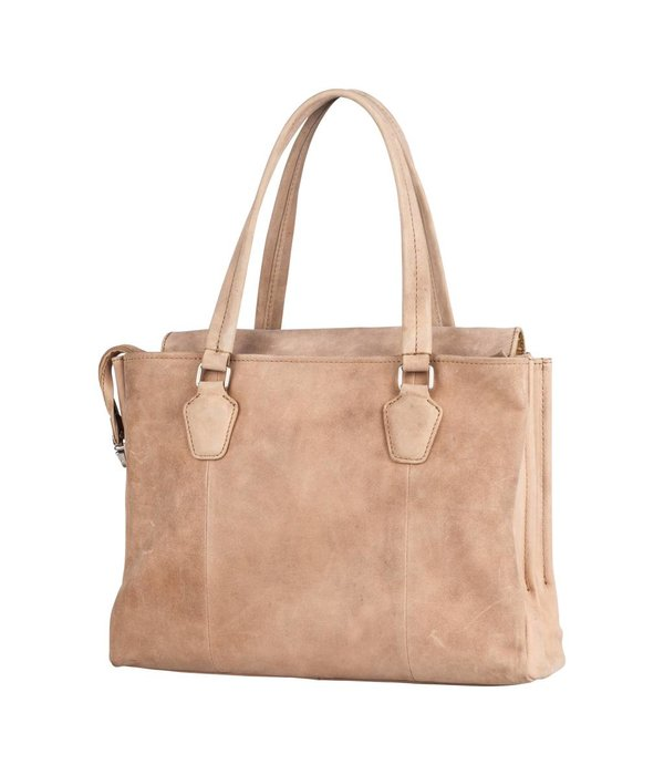 Burkely stacey star handbag big - Naturel