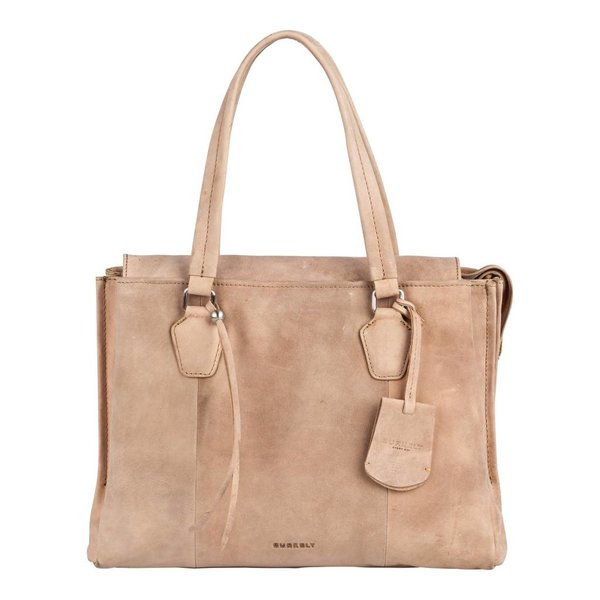 stacey star handbag big - Naturel