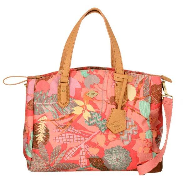 Handbag Pink Flamingo