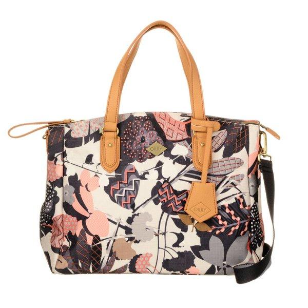 Handbag Pink Botanic