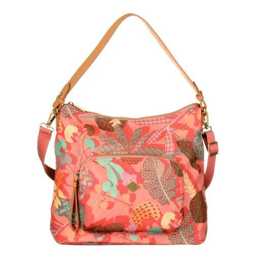 Oilily M Shoulder Bag Pink Flamingo