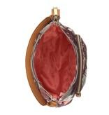 Oilily M Shoulder Bag Botanic Charcoal