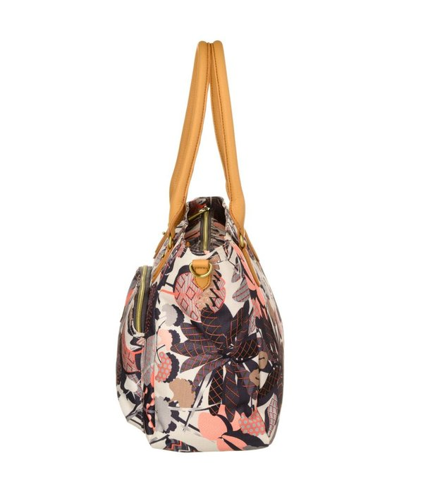 Oilily M Carry All Pink Charcoal