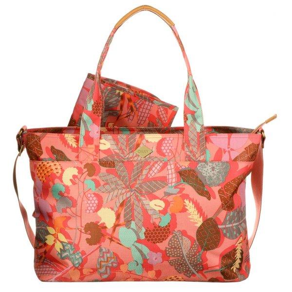 Diaper Bag Pink Flamingo