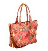 Oilily Diaper Bag Pink Flamingo
