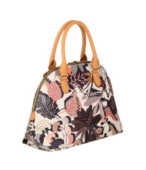 Oilily Boston Bag Charcoal