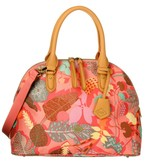 Oilily Boston Bag Pink Flamingo