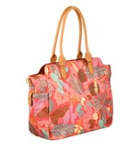 Oilily Carry All Pink Flamingo