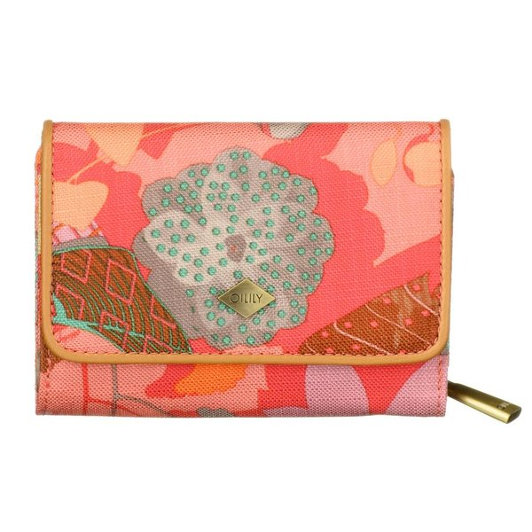 S Wallet Pink Flamingo