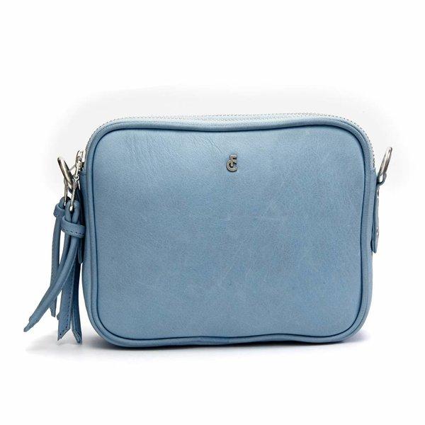 LE CAVE CLUTCH - Nordic blue sun