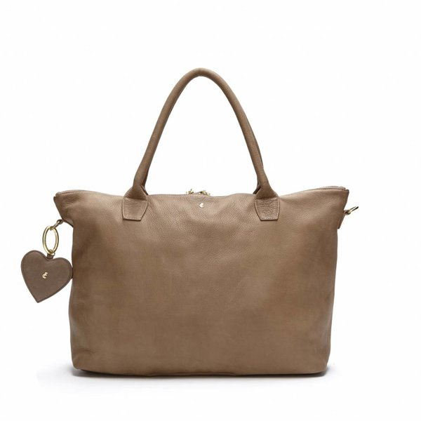 ANJALI BAG - Dallas Taupe