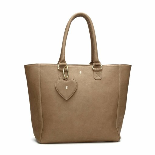 Fabienne Chapot ONE BUSINESS BAG - Dallas Taupe