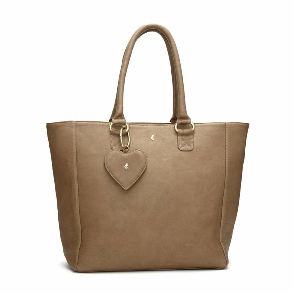 ONE BUSINESS BAG - Dallas Taupe