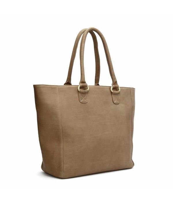Fabienne Chapot ONE BUSINESS BAG - Dallas Taupe