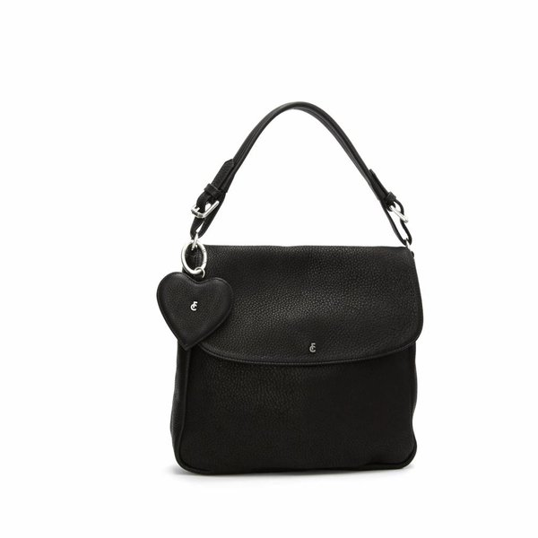 PAULINE BAG PLAIN - Dallas Black
