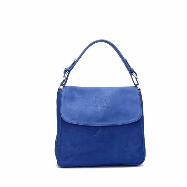 PAULINE BAG STARS - Blue (Bright)