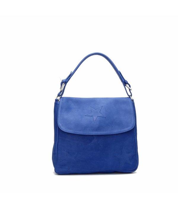 Fabienne Chapot PAULINE BAG STARS - Blue (Bright)