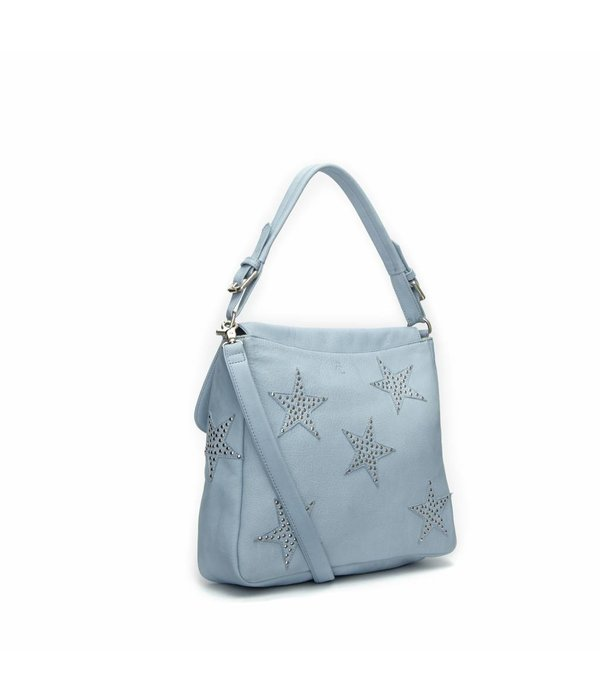 Fabienne Chapot PAULINE BAG - SUCH A STUD - Nordic Blue Sun